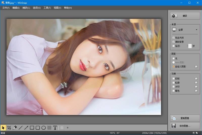 小巧实用的屏幕截图工具——WinSnap v5.2.9 简体中文注册版